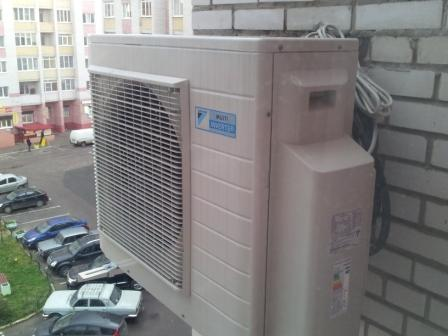 multi inverter daikin наружный блок